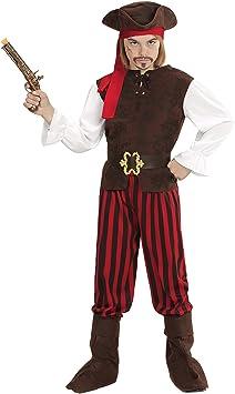 WIDMANN Disfraz de Pirata James para niño: Amazon.es: Juguetes y ...