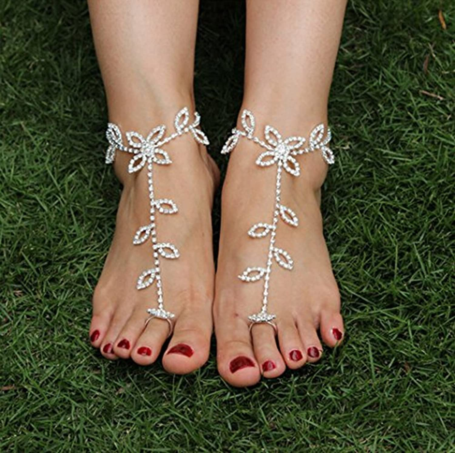 ankle watch where buy i diy bracelets can summer youtube anklet