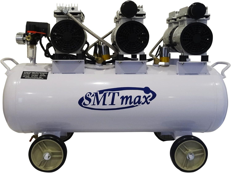 New Medical Noiseless Oil Less Dental Air Compressor