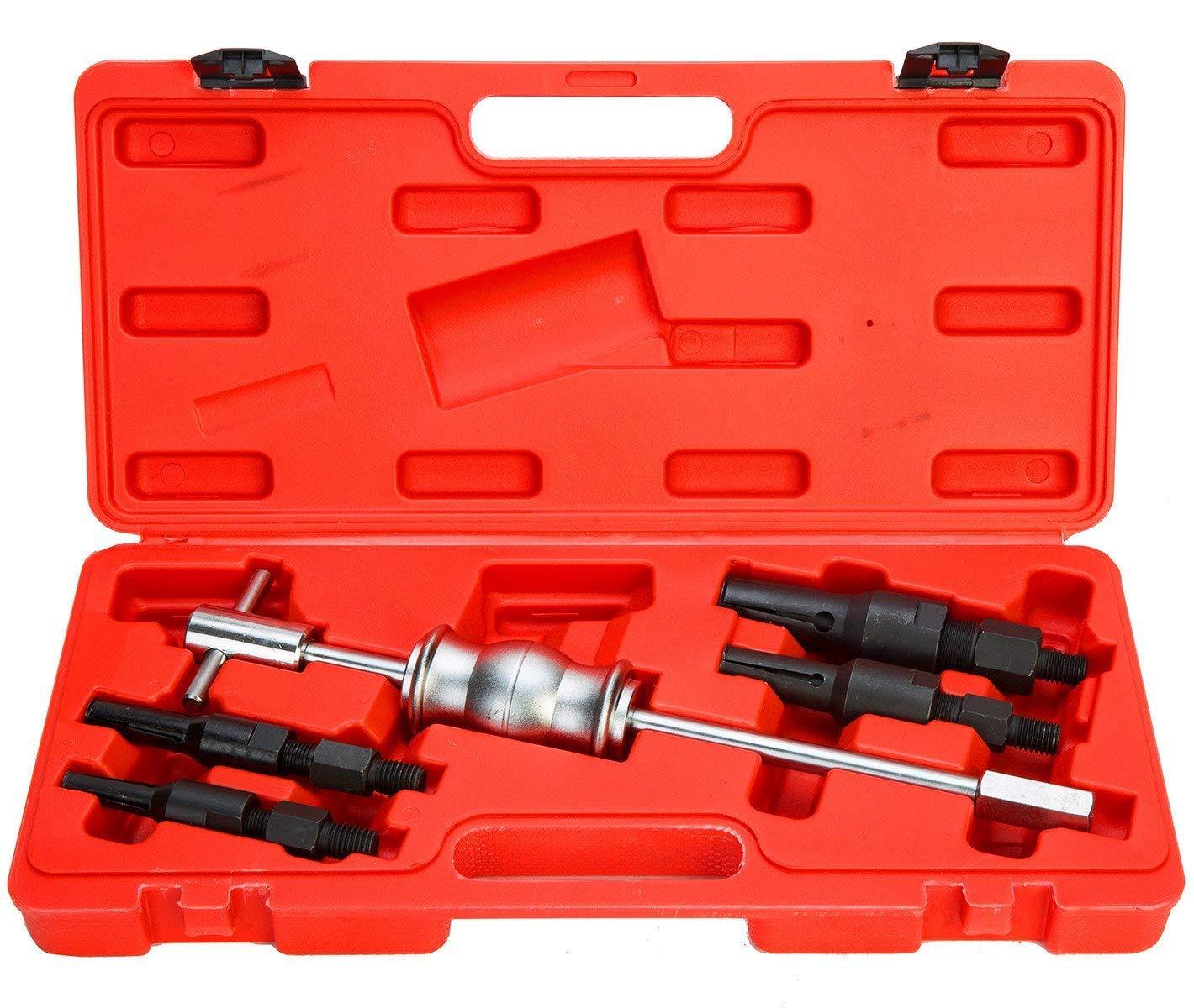 FreeTec 5tlg. Inté rieur Extracteur de pé dalier Outil extracteur roulement de roue auszieher freebirdtrading