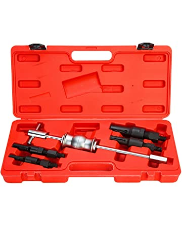 FreeTec - Juego de 5 martillos deslizantes para extraer rodamientos interiores ciegos