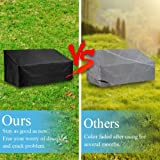 53-inch Outdoor Bench Cover Water Resistant Patio