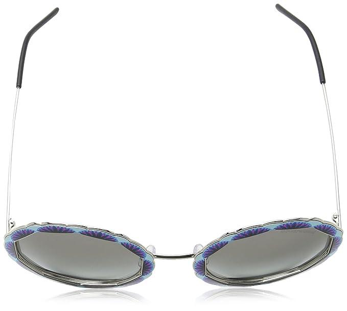 7413e0791b19 Sunglasses Emporio Armani EA 2054 301511 SILVER at Amazon Men s Clothing  store