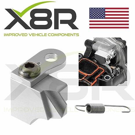 Audi 2 0 TDI Intake Plastic Manifold P2015 Error V157 Actuator Motor Repair  Bracket Fix Part: X8R0135