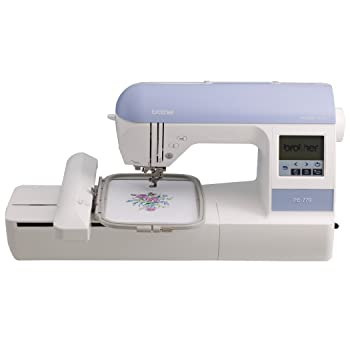 Brother PE770 5×7 inch Embroidery Machine