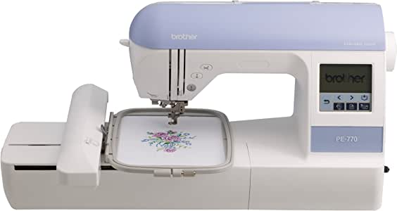 Brother 5x7 inch Embroidery-only machine with built-in memory
