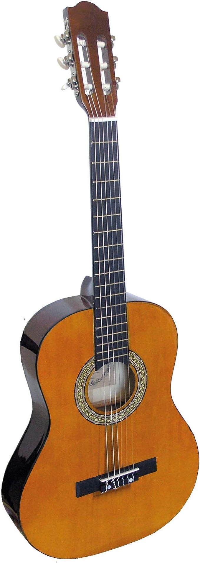 Guitarra clásica 4/4 Sevilla: Amazon.es: Instrumentos musicales
