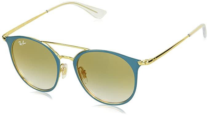 Ray-Ban JUNIOR 0RJ9545S Gafas de sol, Gold On Top Turquoise ...