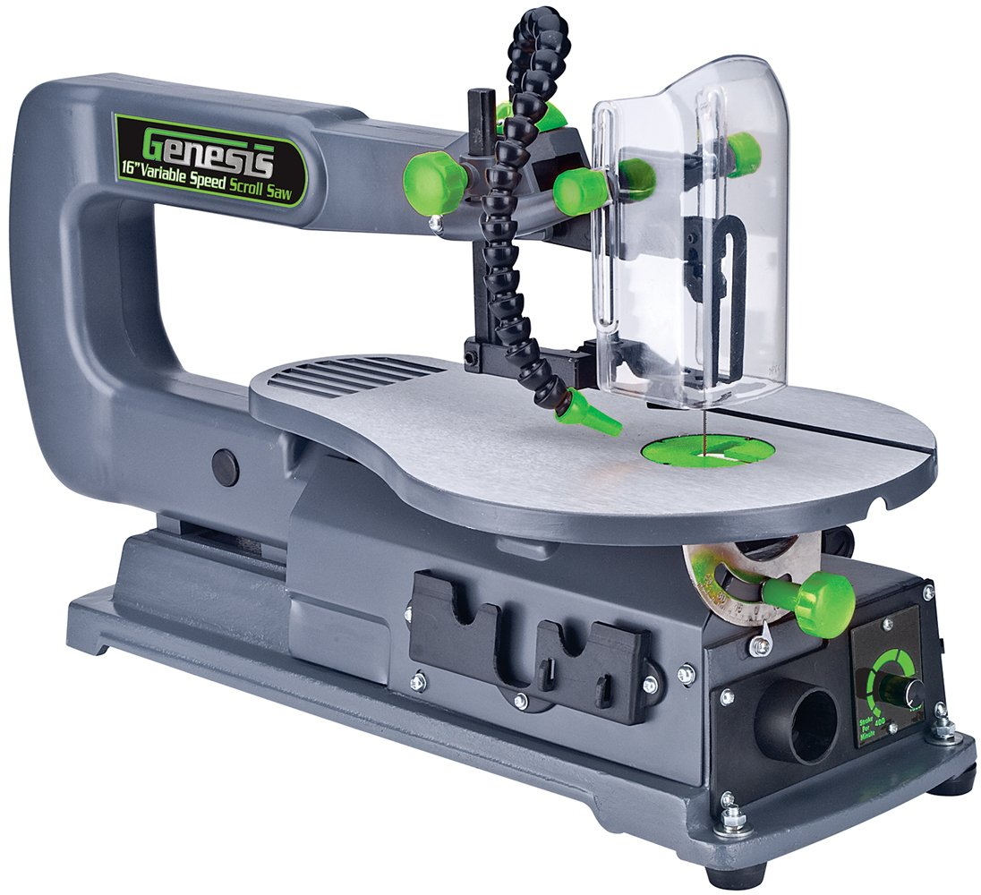 Genesis GSS160 16'' Scroll Saw by Genesis