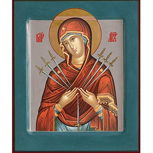 6719c3dd1469a Amazon.com: Theotokos - Virgin Mary Softener of Evil Hearts. FREE ...