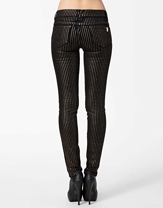 Versace Jeans Damen Miriam Pant Schwarz W29 jeans jeans