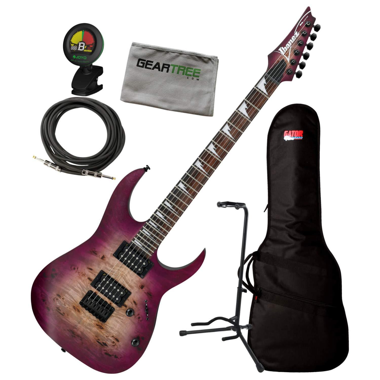 Ibanez RGRT621DPB TPF - Guitarra eléctrica estándar con bolsa ...