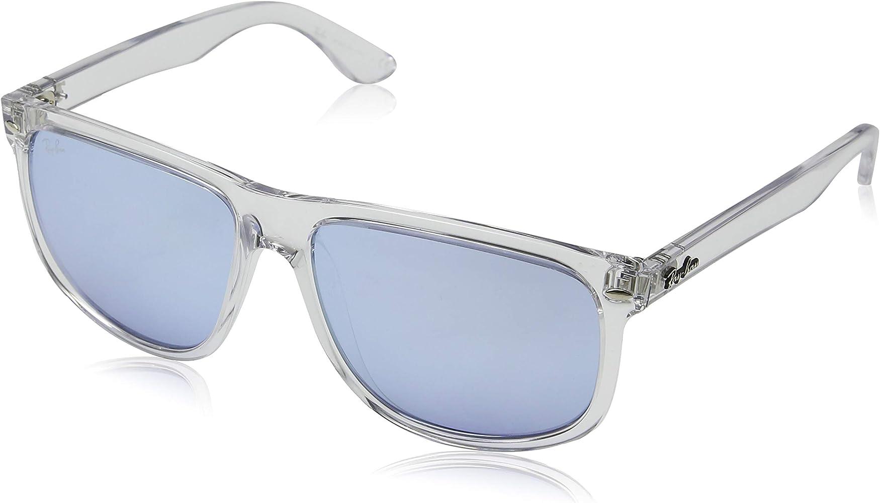 Amazon.com: Gafas de sol cuadradas Ray-Ban: Clothing