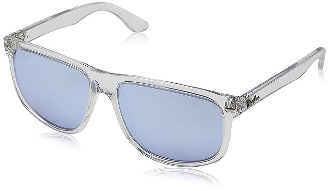 RAY-BAN Rb4147 63251U Gafas de sol, Transparente, 59 para ...