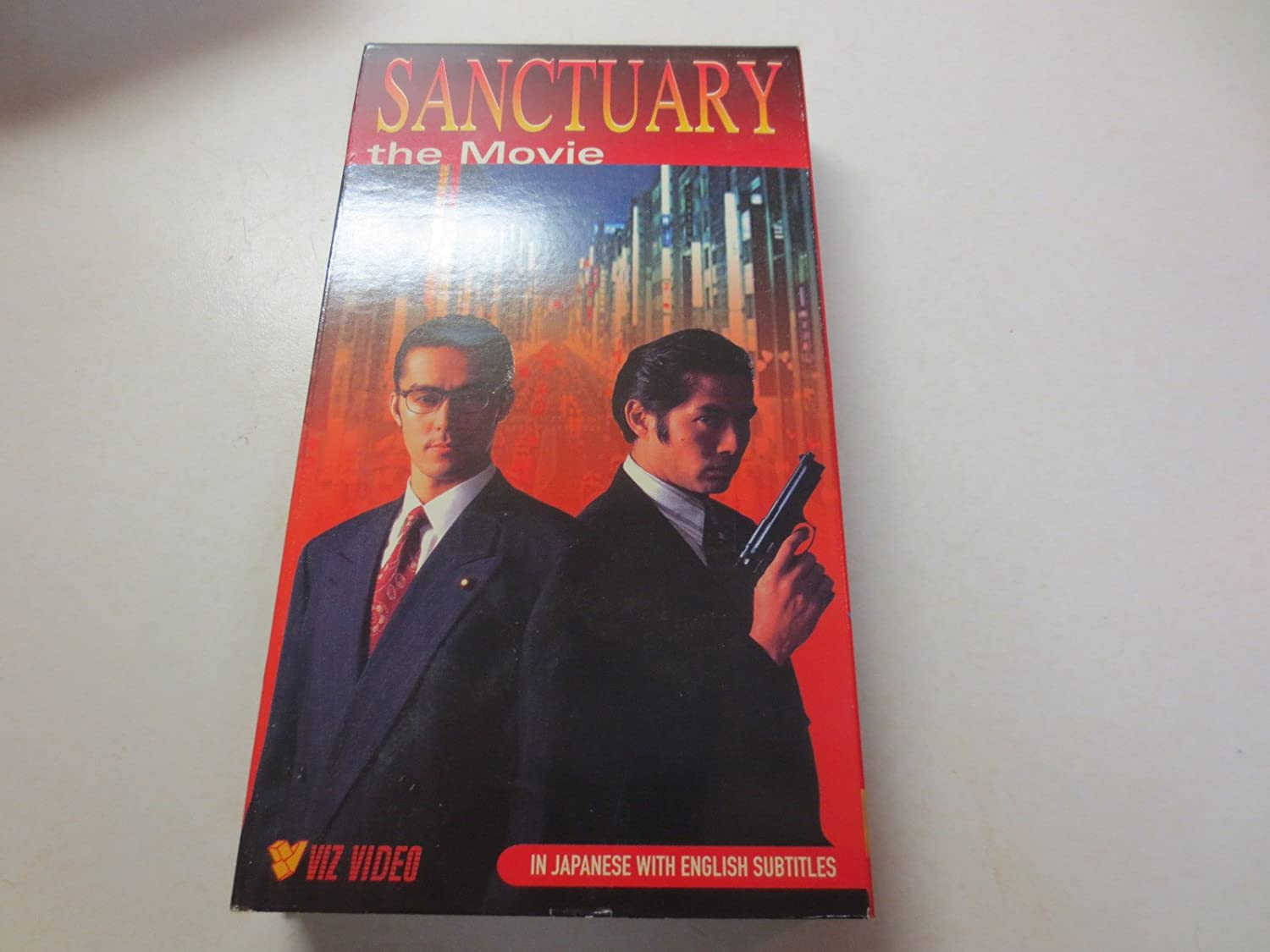 Amazon com: Sanctuary: The Movie [VHS]: Sanctuary-Movie: Movies & TV