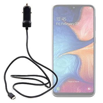 DURAGADGET Cargador de Coche USB C para Smartphone Huawei Y9 ...