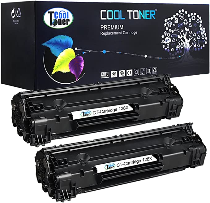 5,300 Pages Inksters Compatible Toner Cartidge Replacement for Canon GPR-10 7814A003AA