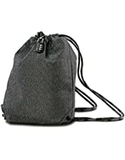 LOCKSACK - Theft Resistant Drawstring Bag - The Perfect Theft Proof Travel Backpack