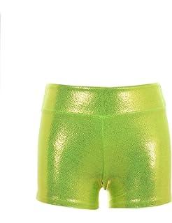 c3ecd6e852c0 Amazon.com: Annie's Gymnastics Basic Dance Dia Shorts for Girls ...