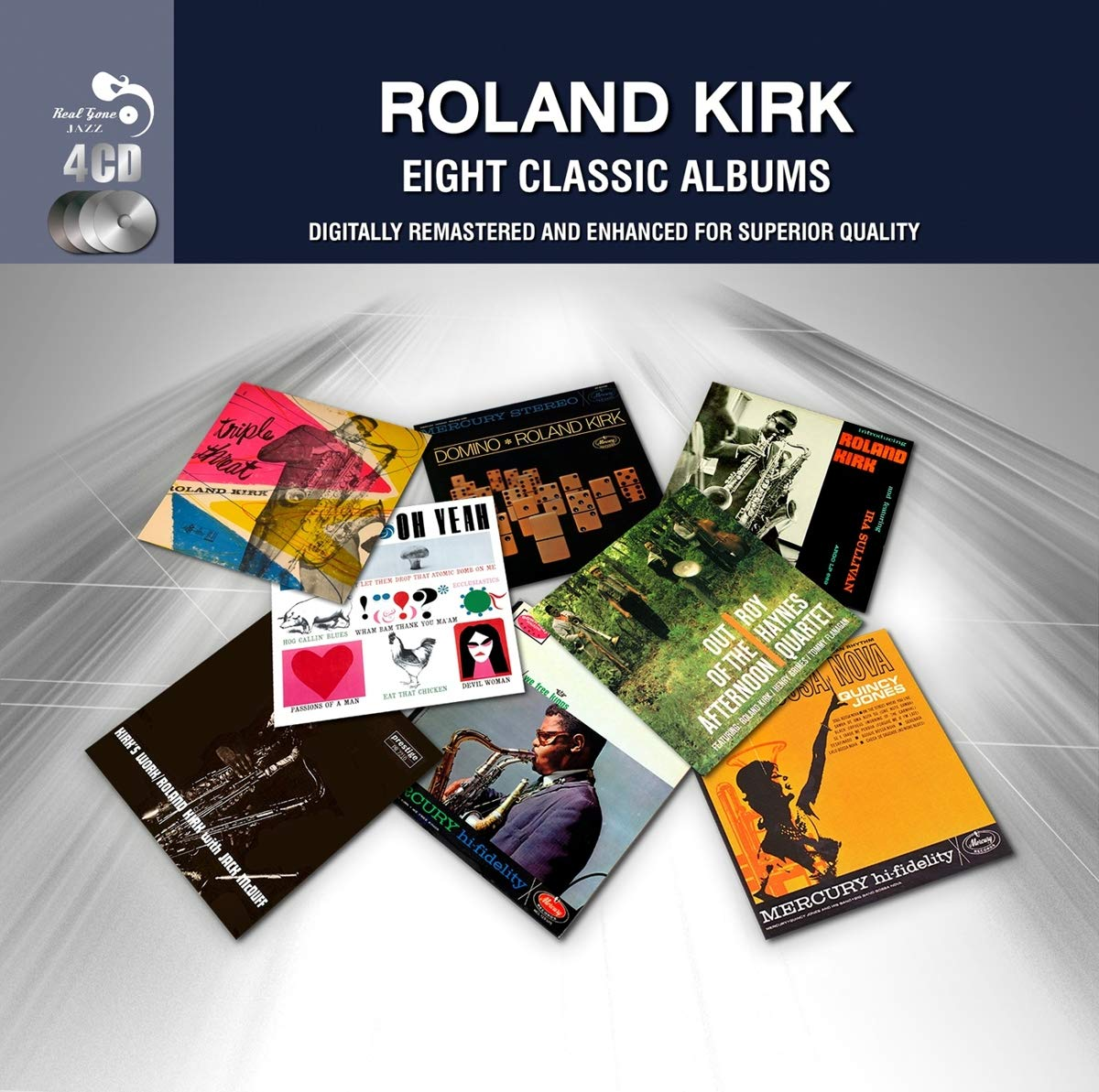 Roland Kirk: Eight Classic Albums