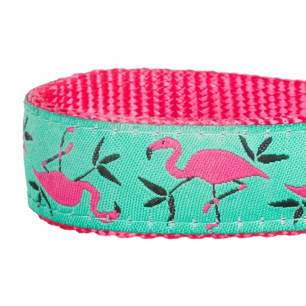 Home collars blueberry pet dog collar nautical flags inspired - Amazon Com Blueberry Pet 9 Patterns Pink Flamingo On Light Emerald Dog Collar X Small Neck 7 5 10 Adjustable Collars For Dogs Pet Supplies
