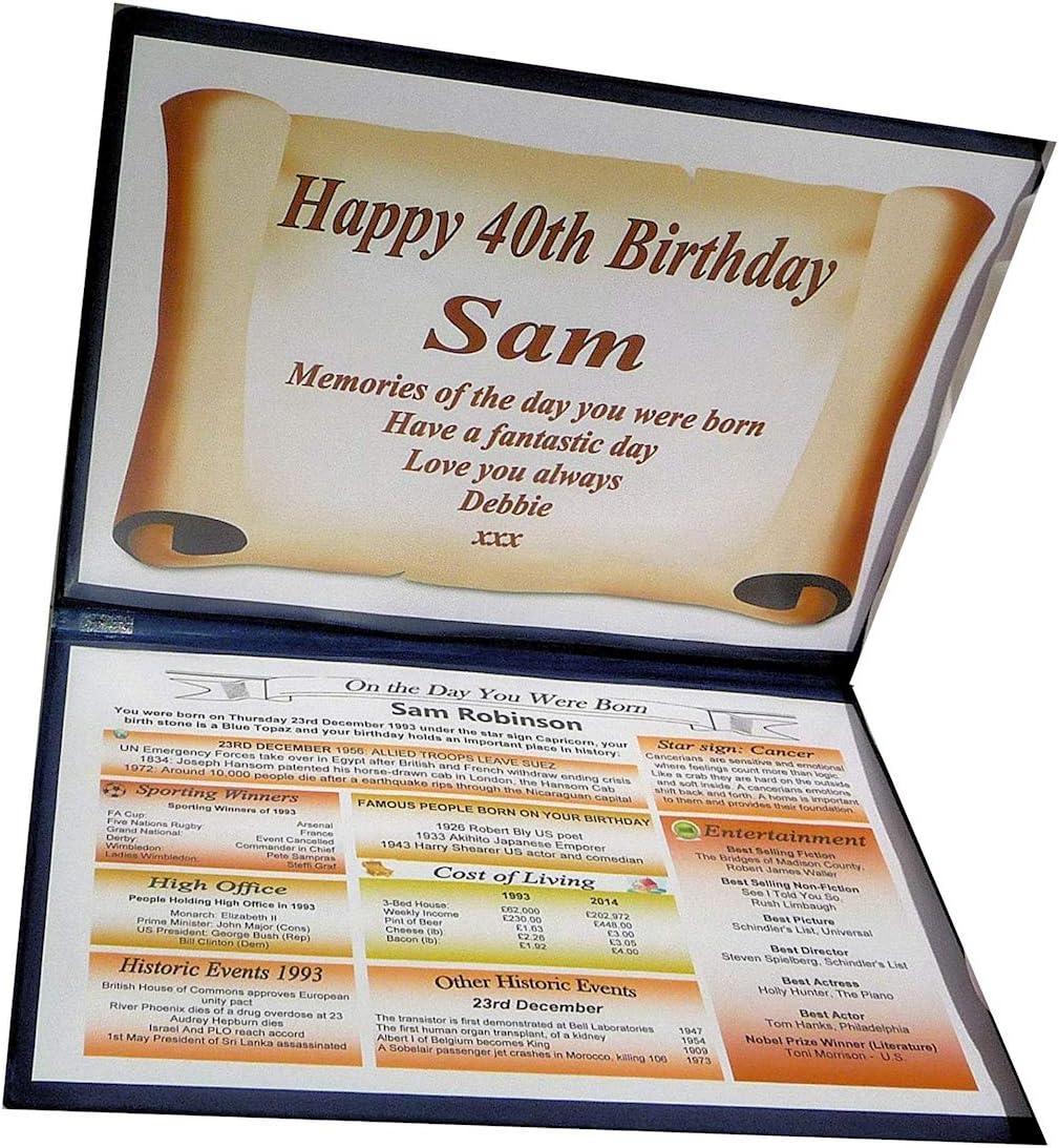 70th Birthday 1949 Happy Gift Present Idea Women Men Female Keepsake Coaster