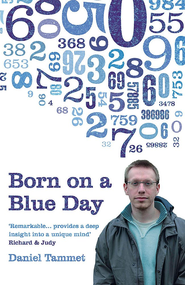 Read Online Born on a Blue Day: A Memoir of Asperger's and an Extraordinary Mind pdf epub