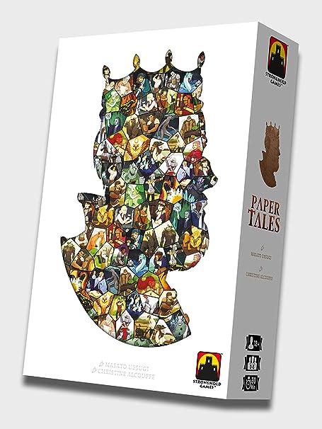Unbekannt Stronghold Games stg06019 Paper Tales, Multicolor: Amazon.es: Juguetes y juegos