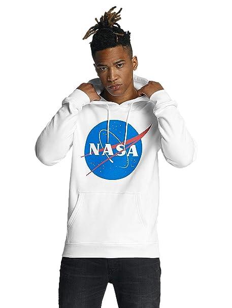 nouvelle apparence bonne texture la vente de chaussures Mister Tee NASA Pull à Capuche pour Homme: Amazon.fr: Sports ...