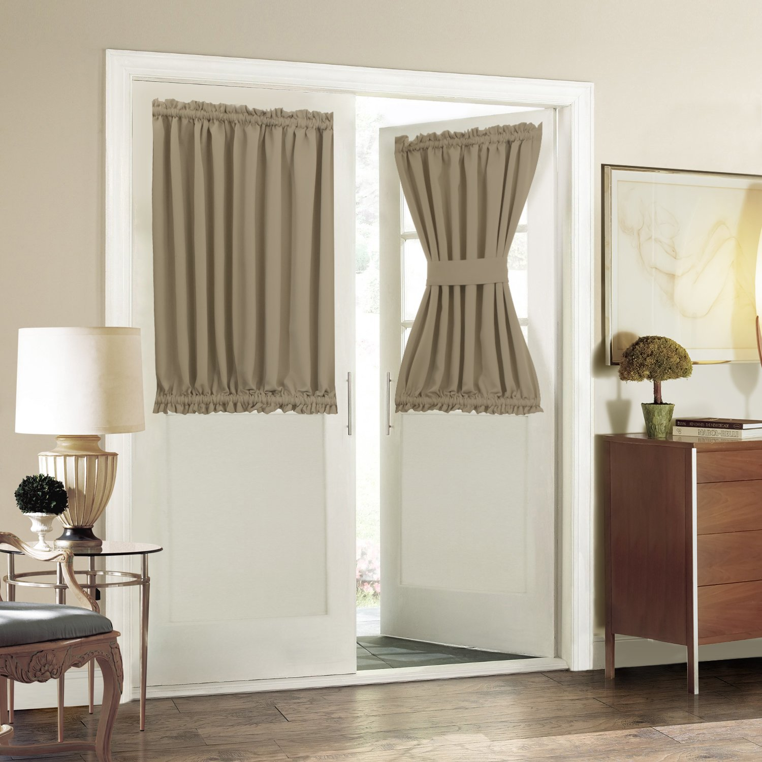 aquazolax plain blackout curtains thermal insulated for