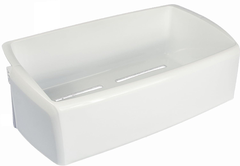 LG Electronics MAN62069201 Refrigerator Door Shelf/Bin, White