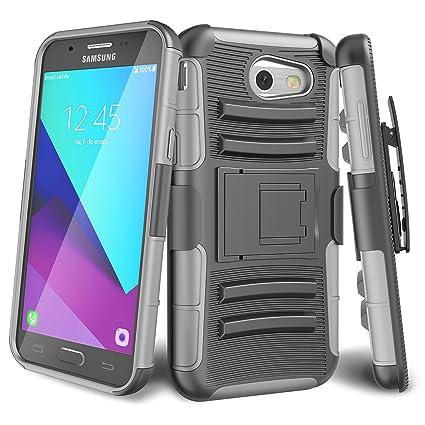Amazon.com: Galaxy J3 emerge Case, Till [Knight Armor] Heavy ...