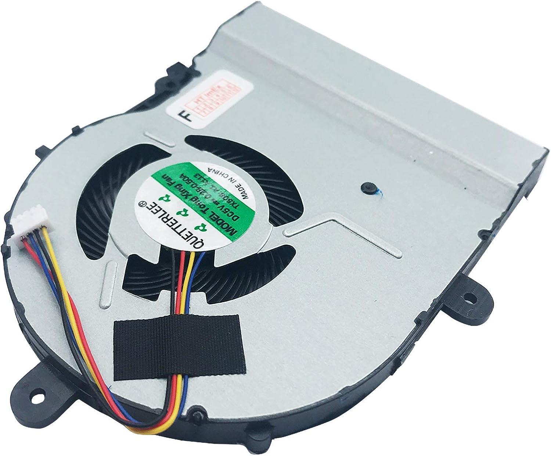 A501L K501LB K501UX V505L K501 K501LX Fan Cooler Compatible with Asus K501L