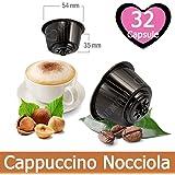 32 Capsulas Cappuccino Sabor Avellana Compatibles Nescafè Dolce Gusto - Café …
