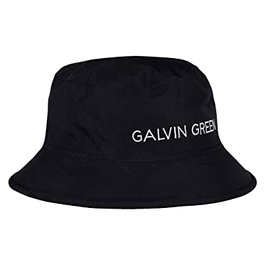 2fa4d8bf8 Galvin Green Mens 2017 Ark Gore-Tex Paclite Bucket Hat - Black - M ...