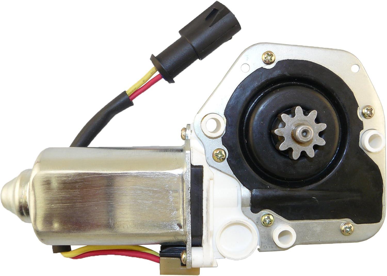 HANSUN 6602-0322 Window Regulator Assembly Volkswagen Rear Passenger Replacement Power