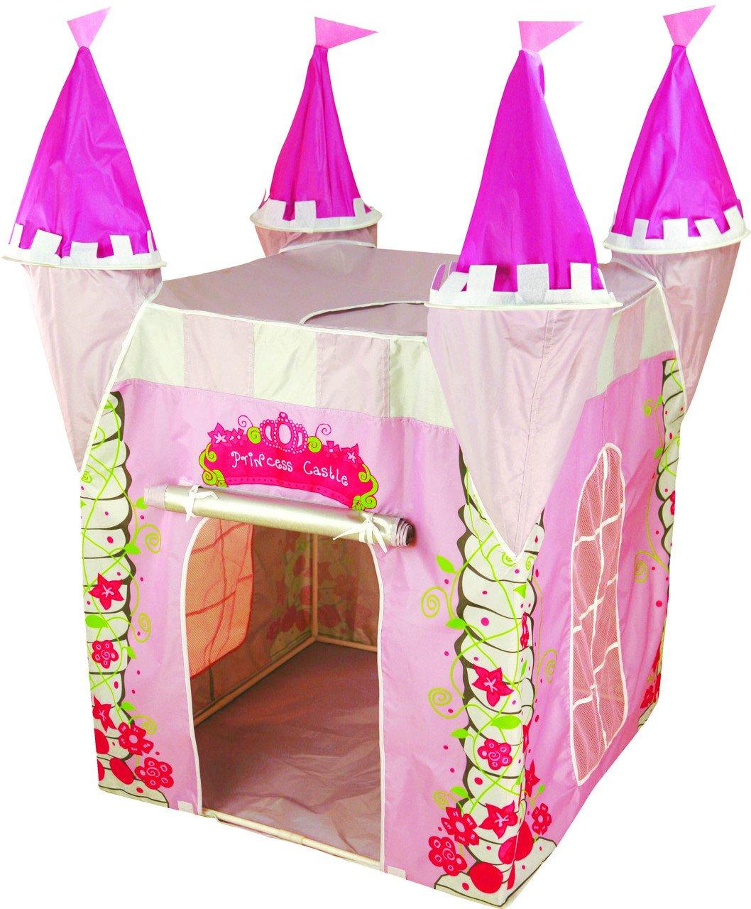 Home Source Tienda de campaña para niños con protección contra Rayos UV, diseñada como un