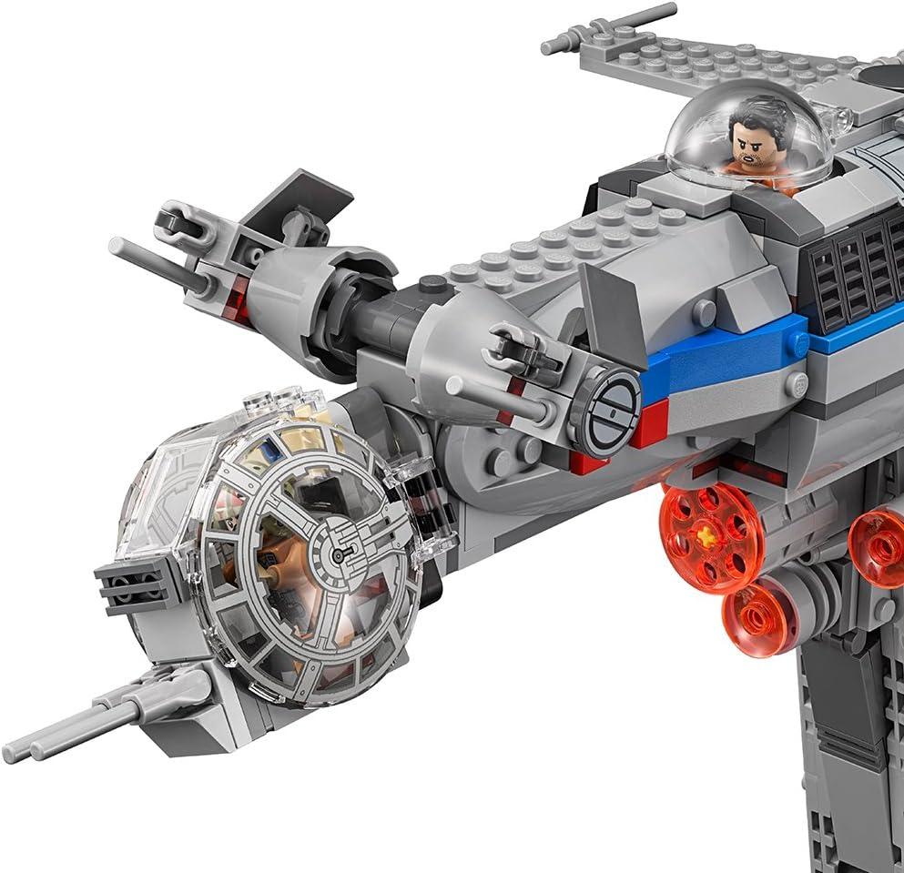 Lego Resistance Bomber Pilot 75188 Episode 8 Star Wars Minifigure Sw0861