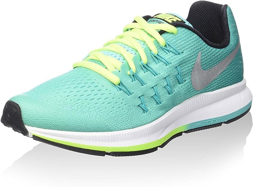 Nike Zoom Pegasus 33 (GS), Zapatillas de Running para Mujer ...