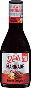 Mrs. Dash Marinade Salt-Free Sweet Teriyaki 12Oz