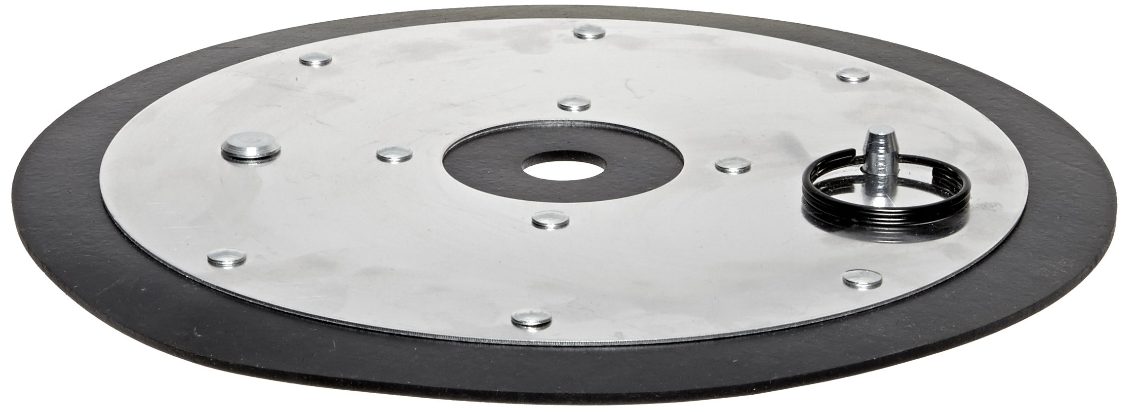 Alemite 337665 Follower Plate, Use with 35 lb Pail, Grease, and 9911 Series (RAM) Pumps, 1-1/8'' Tube OD