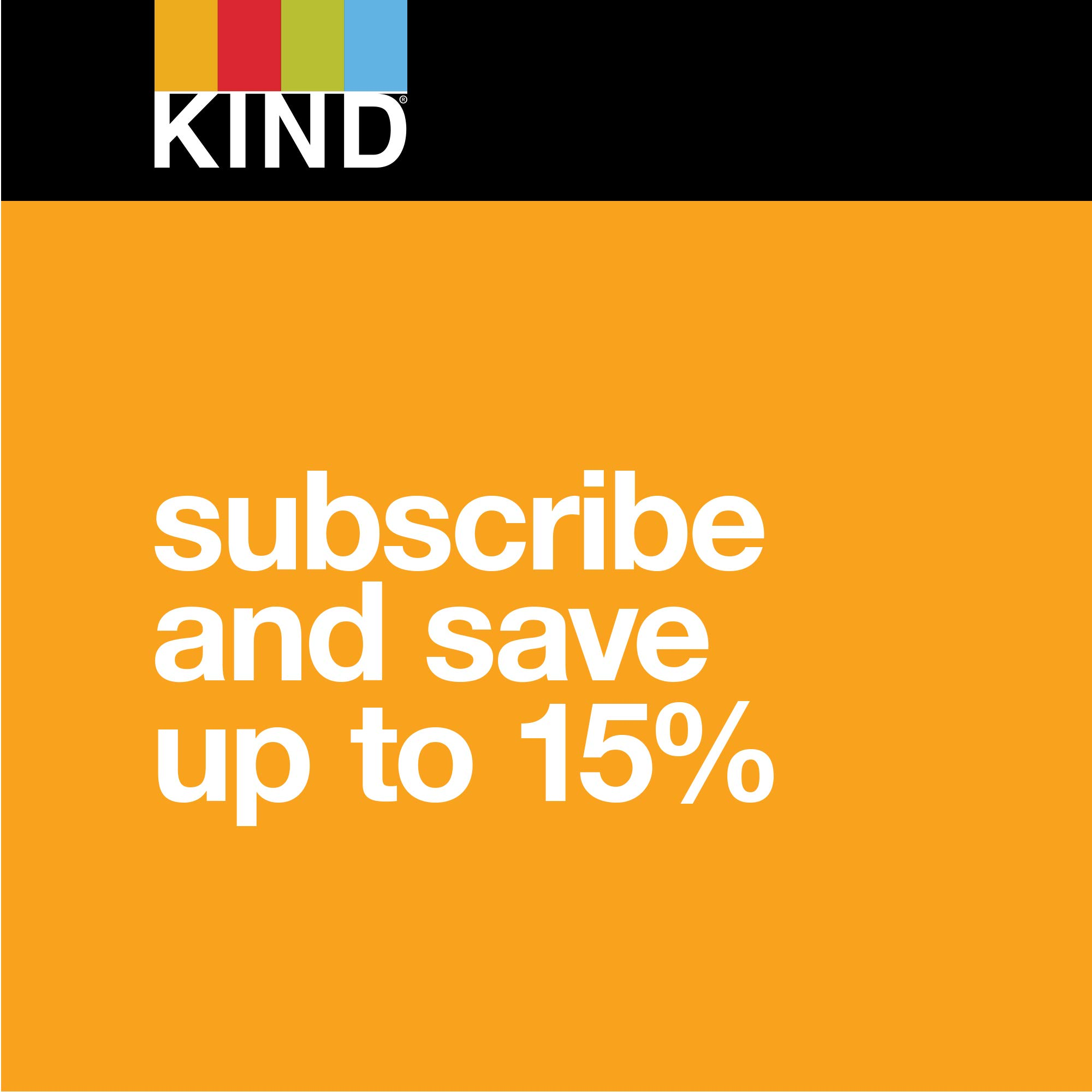 KIND Bars, Almond & Apricot, Gluten Free, Low Sugar, 1.4oz, 12 Count by KIND (Image #6)