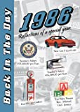 1986 Back In The Day Almanac -- 24-page Booklet / Greeting Card