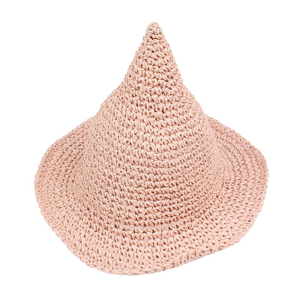Children Girl Summer Hats Kids Baby Beach Sun Caps Straw Hats