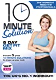 10 Minute Solution - Five Day Get Fit Mix [DVD] [2009]