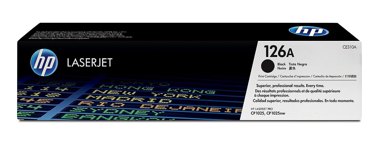 HP Cartucho de tóner Original HP A Negro para HP LaserJet Pro