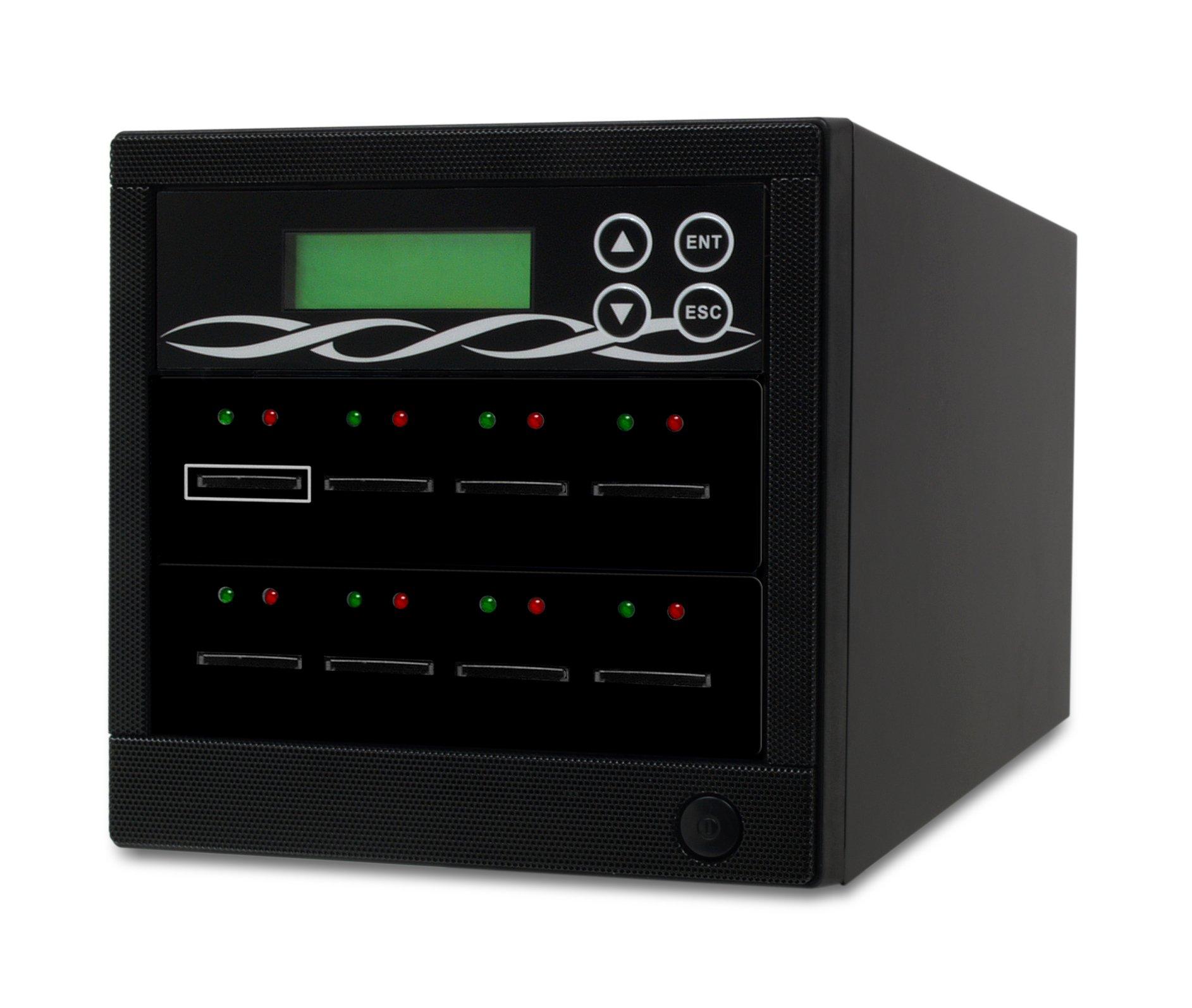 Spartan SD Memory Card 7 Target Duplicator S07-ISP by SPARTAN