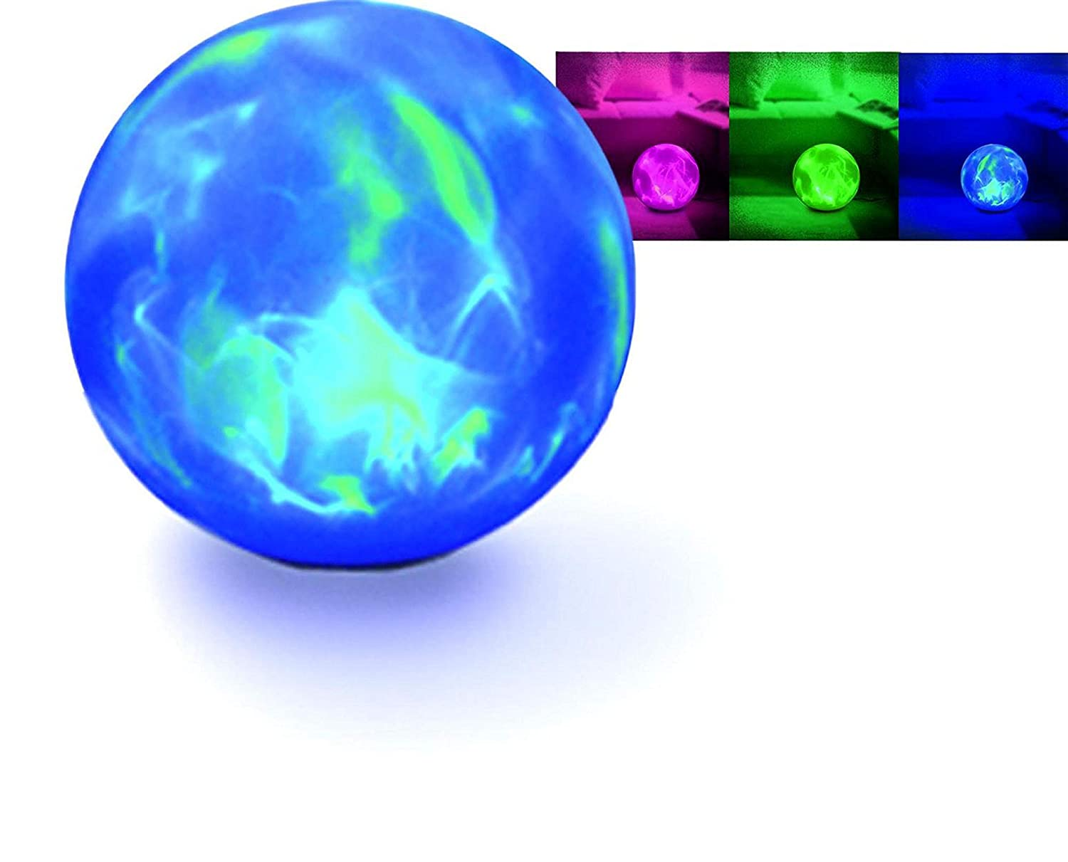 Creative Motion Supernova Color Changing Sphere