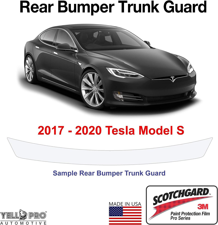 3M Scotchgard Paint Protection Film Pro Series 2017 2018 2019 2020 Tesla Model S