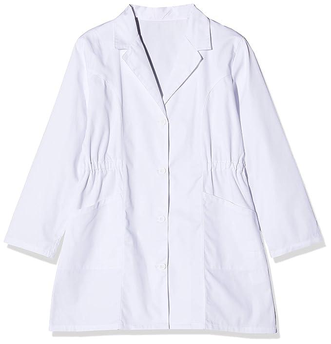 MISEMIYA Laboratorios Batas Blanca Camisa de Traje médico ...